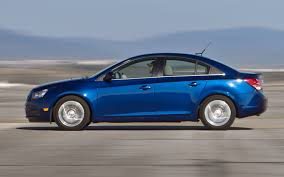 2012 Chevrolet Cruze Eco First Test Motor Trend
