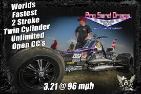 fastest motocross bike in the world atvdragracer com home page