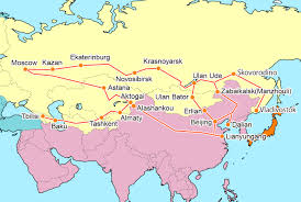 World Map Beijing China by Furukawa Unyu International Logistics Service Export To Russia