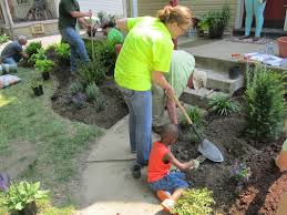 calling all green thumbs and helping hands get involved with a
