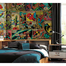 fantastic mural for the marvel fan giant pages from marvel comics fantastic mural for the marvel fan giant pages from marvel comics in color create a