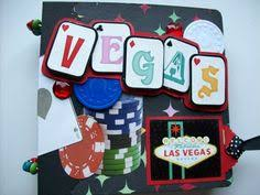 las vegas photo album las vegas mini album scrapbooking minis and album