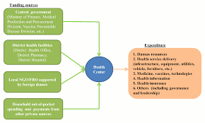 tracking rural health facility financial data in resource limited