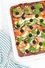 provencal cuisine provençal tian vegetarian gluten free