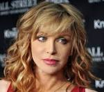 by singer Courtney Love as