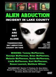 thanksgiving alien abduction video secuestro extraterrestre incidente en lake county