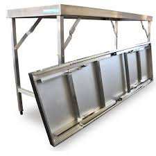 Stainless Steel Kitchen Bench Stainless Steel Benchtops Clic Stainless Steel Benches Food Grade Quality For Commercial