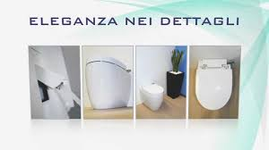 ingressi moderne wc con trituratore incorporato
