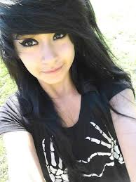 short on top long on bottom hairstyles 40 emo hairstyles for girls hairstyles update