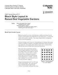 Intensive Gardening Layout by Fall Winter Gardening Home Grown Edible Landscapes