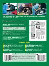 peugeot 406 petrol u0026 diesel mar 99 02 haynes repair manual