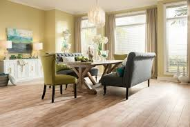 Dining Room Floor Flooring Ideas Flooring Design Trends Shaw Floors