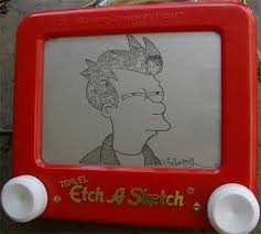 pieces of etch a sketch art that deserve to be in museums smosh