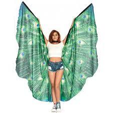 spiderweb festival wings costume cape