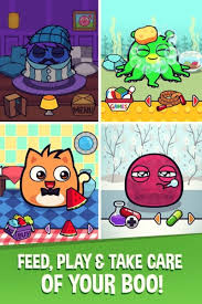 download game android my boo mod my boo your virtual pet game v2 1 mod all food unlocked unlimited