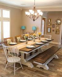 chic dining room sets dining table farmhouse chic dining room table french farmhouse