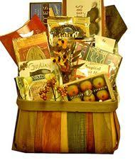 fall gift basket ideas fall gift baskets