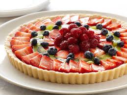 food network thanksgiving dessert recipes fresh fruit tart recipe fresh fruit tart fruit tarts and tart
