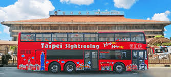 Hop On Hop Off Los Angeles Route Map by Taipei City Sightseeing Bus Tour Kkday Com