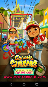 subway surfers hack apk free free subway surfer bangkok hack apk v1 31 0 mod