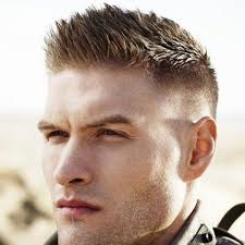 military haircut men big nose 19 military haircuts for men brush cut haircuts and hair cuts