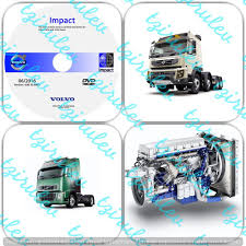 volvo impact 2016 06 bus truck catalogue workshop manuals ebay