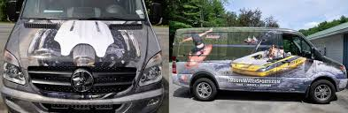 car wrapped in wrapping paper vehicle wraps and graphics car wraps trailer wraps