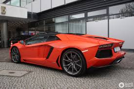 Lamborghini Aventador Coupe - lamborghini aventador lp700 4 roadster 5 may 2017 autogespot