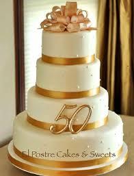 50th anniversary cake ideas 50th wedding cake ideas wedding corners