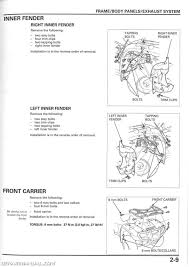 honda 400 foreman wiring and charging diagram honda get free image