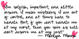 quotes about beauty short marilyn monroe quotes and sayings a wise about life