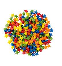 wilton 2 4oz bright animals u0026 stars sprinkles cupcake cookie