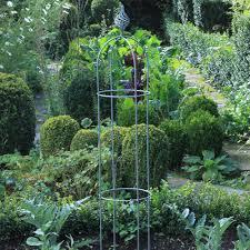 garden design garden design with metal obelisks garden obelisks