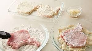 caesar pork chops recipe pillsbury com