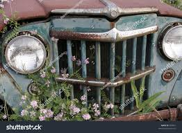 vintage jeep vintage jeep 02 stock photo 397681 shutterstock