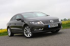 volkswagen cc saloon review 2012 2016 parkers