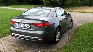 for audi a4 2 0 tdi 2016 audi a4 2 0 tdi b9 150 hp test drive