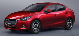 mazda 2 crossover all new 2015 mazda2 sedan revealed ahead of thailand debut