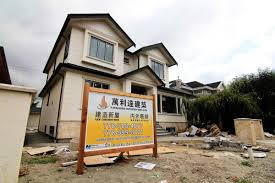 Chinese Home New Chinese Money Rules Threaten Tide Of Foreign Buyers In Canada