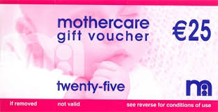 discount vouchers mothercare 25 mothercare gift voucher