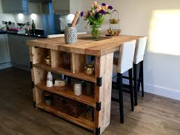 solid wood kitchen islands mill style reclaimed wood kitchen island wood kitchen island