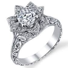 different types of wedding rings different wedding styles unique engagement rings for women by