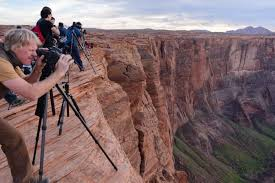 arizona photographers horseshoe bend overlook page arizona stunning roads less