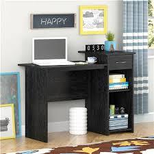 Mainstays 3 Shelf Bookcase Ameriwood Furniture Mainstays Student Desk Black Oak