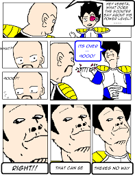 Nappa Meme - vegeta and nappa are cool also by captianjim on deviantart