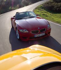 2007 bmw z4 m roadster vs 2006 porsche boxster s car review