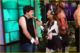Ariana Grande Costumes Halloween Ariana Grande U0027s Halloween Costume Photo 886887