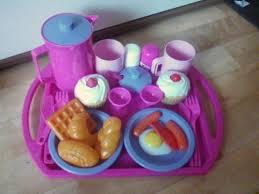 geschirr kinderküche kinderküche zubehör geschirr lebensmittel frühstücksset in sachsen