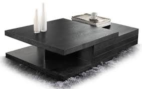 red and black coffee table coffee table modern vg t2 contemporary inside idea 13