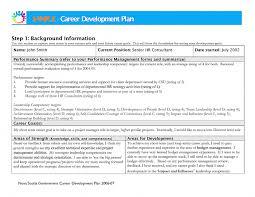 hr development plan template career development plan template employee elegant u2013 studiootb